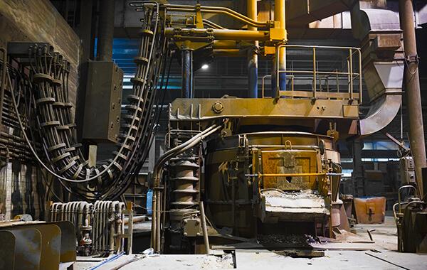 linee e macchinari per forni di fusione ghisa